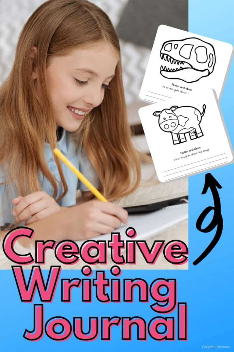 Creative Writing Journal – All Subjects