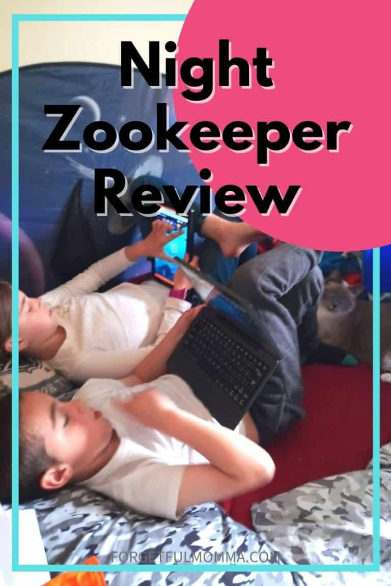 Night Zookeeper Review for Multiple Ages