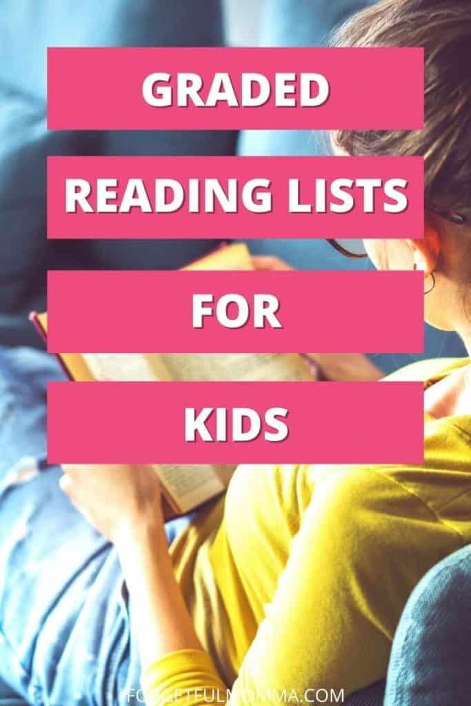 Graded Reading List for Homeschool