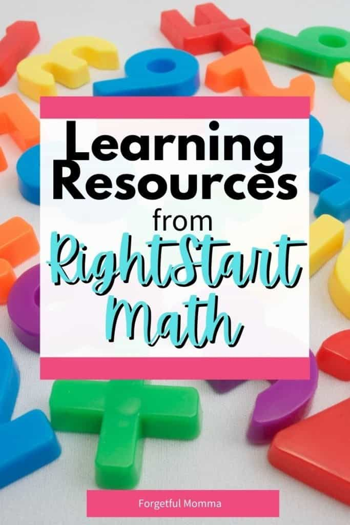 Great Learning Resources From RightStart Math