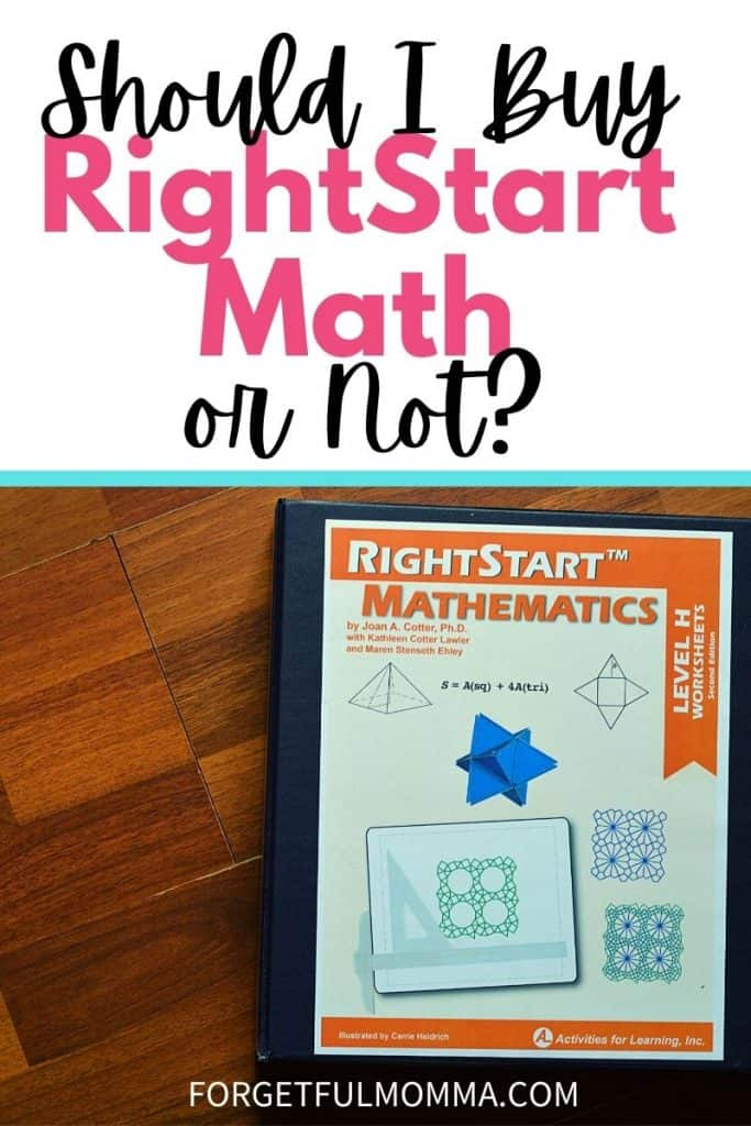 Should I Buy RightStart Math or Not