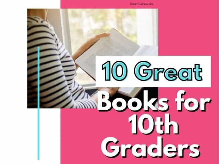 10th Grade Reading List for Homeschool