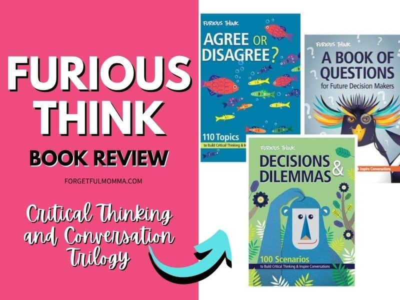 Furious think Critical Thinking and Conversation Trilogy