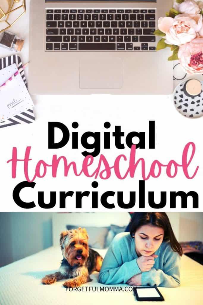Digital Homeschool Curriculum