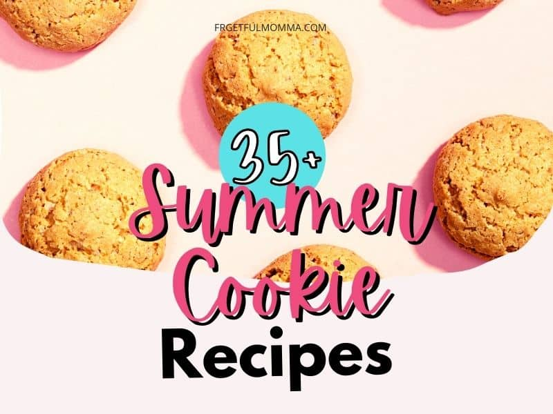 Cookies that are Perfect Summer! Summer Cookies