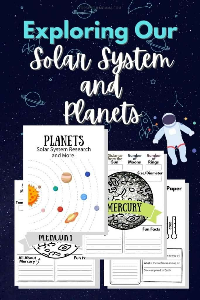 Exploring Our Solar System and Planets