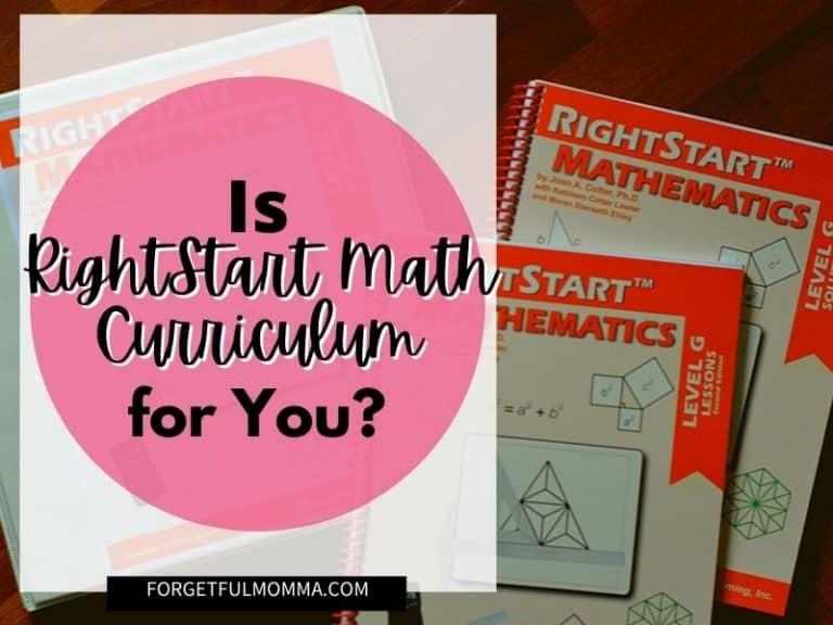 Should I Buy RightStart Math or Not?