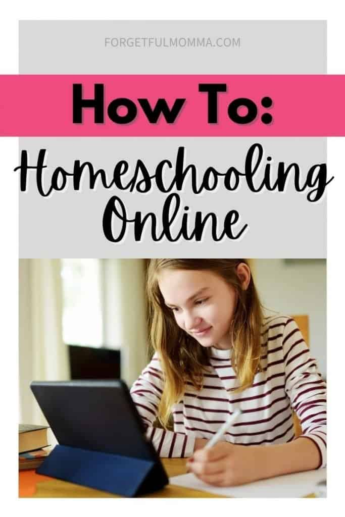 How to: Homeschooling Online to Make Things Easier for You