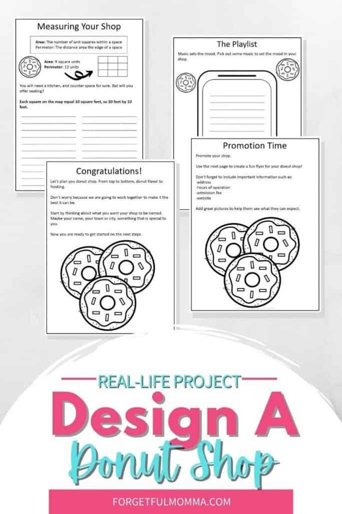 Design A Donut Shop