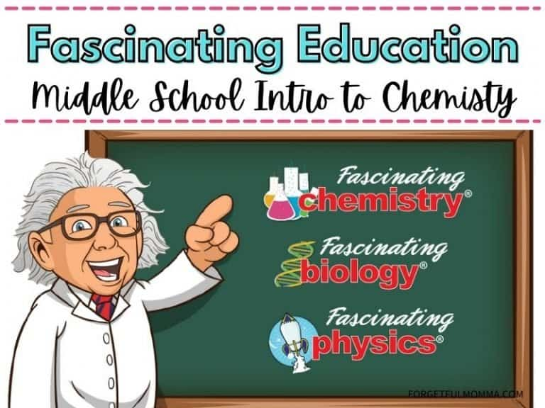 Middle School Homeschool Chemistry Curriculum – Fascinating Education