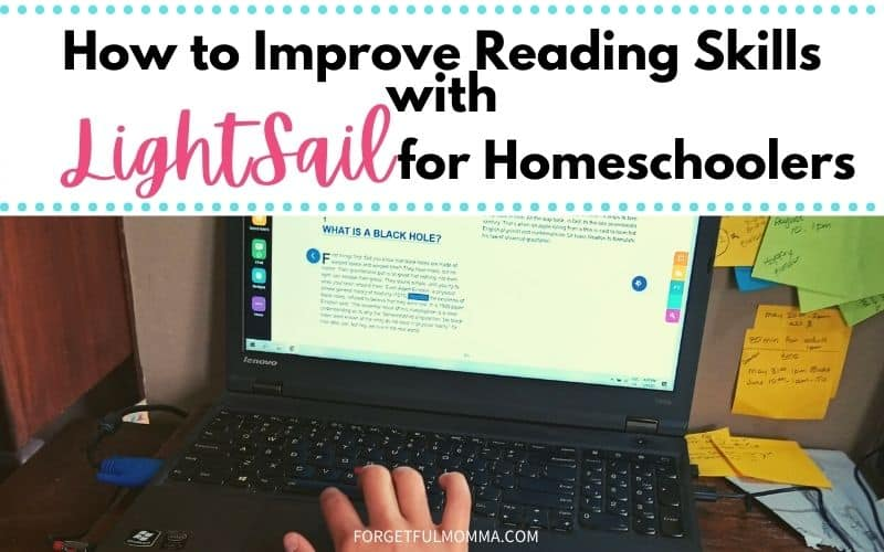 How to Improve Reading Skills with LightSail