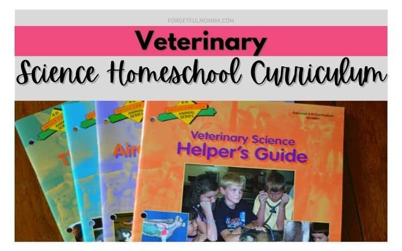 Veterinary Science Homeschool Curriculum