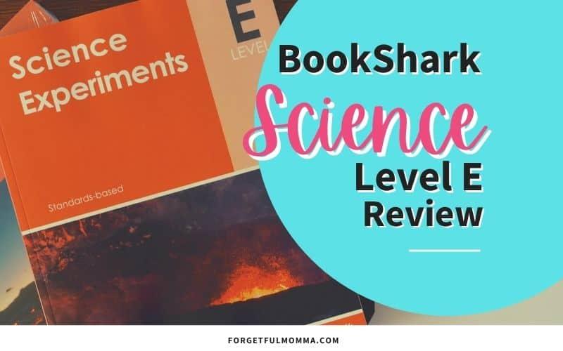 BookShark Science Level E Review-sm