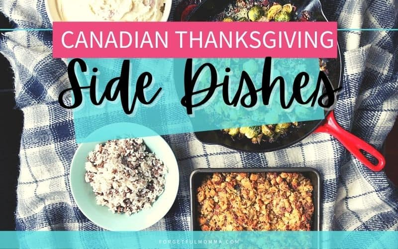 Canadian Thanksgiving Side Dish Recipes