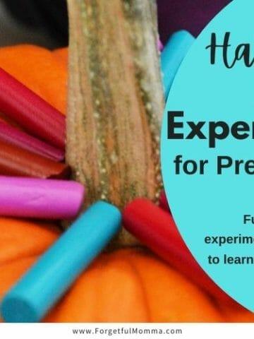 25 Halloween Science Experiments for Preschoolers